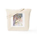 Tarrant's Sleeping Beauty Tote Bag