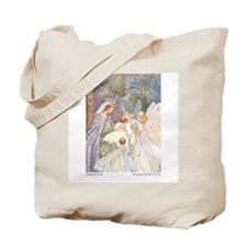 Tarrant's Sleeping Beauty Tote Bag