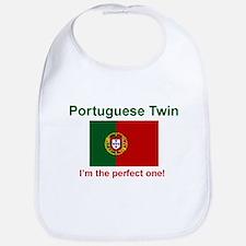 Perfect Portuguese Twin Bib