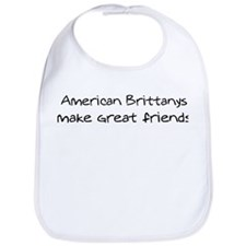 American Brittanys make frien Bib