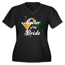 mother of bride black.png Plus Size T-Shirt