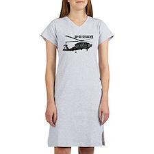 SH-60 Seahawk Women's Nightshirt