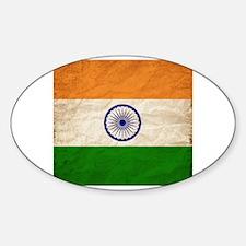 Cool Indian landmarks Sticker (Oval)