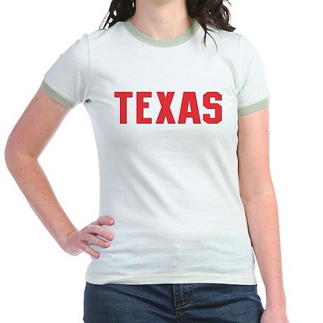 Texas Jr. Ringer T-Shirt