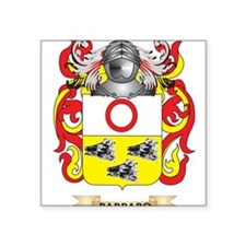 Barbaro Coat of Arms Sticker