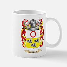 Barbaro Coat of Arms Mug