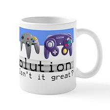 """Evolution"" Coffee Mug"