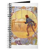 Sleeping beauty Journals & Spiral Notebooks
