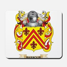 Barbour Coat of Arms Mousepad
