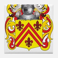 Barbour Coat of Arms Tile Coaster