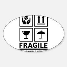 Fragile Please Handle With Care Decal
