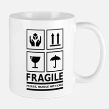Fragile Please Handle With Care Mug