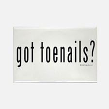 Got Toenails? Rectangle Magnet