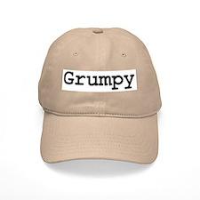 Grumpy Baseball Cap