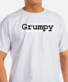 Grumpy Ash Grey T-Shirt