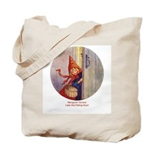 Tarrant's Red Riding Hood Tote Bag