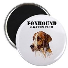 Foxhound Owners Club Magnet