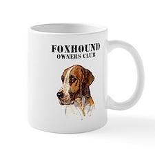 Foxhound Owners Club Mug