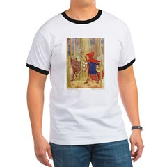 Tarrant's Red Riding Hood T