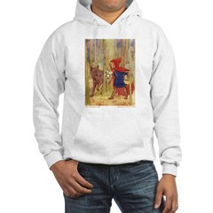 Tarrant's Red Riding Hood Hoodie