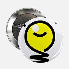 "Bright Idea Light Bulb 2.25"" Button (100 pack)"
