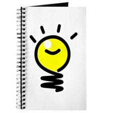 Bright Idea Light Bulb Journal