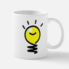 Bright Idea Light Bulb Mug