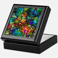 Coral Reef Keepsake Box