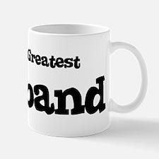 World's Greatest: Husband Mug