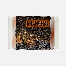 Shanghai Rectangle Magnet (10 pack)