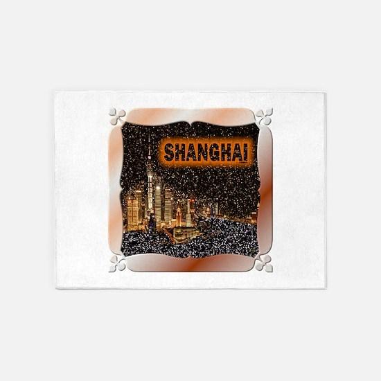 Shanghai 5'x7'Area Rug