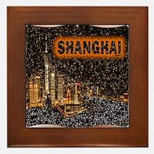 Shanghai Framed Tile