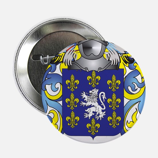 """Barker Coat of Arms 2.25"""" Button"""