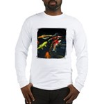 Large Koi Long Sleeve T-Shirt