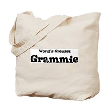 World's Greatest: Grammie Tote Bag