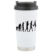 Rugby Evolution Stainless Steel Travel Mug