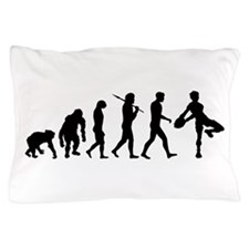 Rugby Evolution Pillow Case