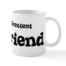 World's Greatest: Girlfriend Mug