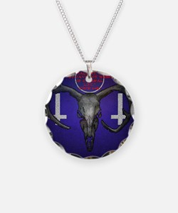"""""""Master, to whom..."""" Necklace"""