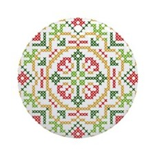 Christmas 1352 Ornament (Round)