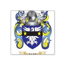 Barr Coat of Arms Sticker