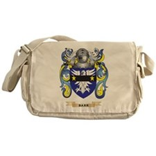 Barr Coat of Arms Messenger Bag
