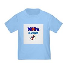 Pilot in Training - Kid's T-shirt