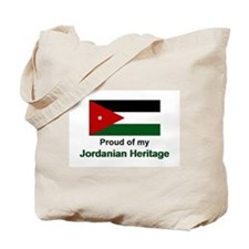 Jordanian Heritage Tote Bag