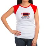Armenian Love Women's Cap Sleeve T-Shirt