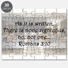Romans 3:10 Puzzle