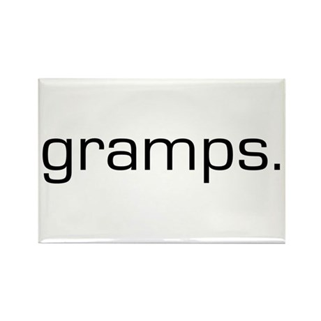 Gramps Rectangle Magnet