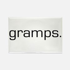 Gramps Rectangle Magnet