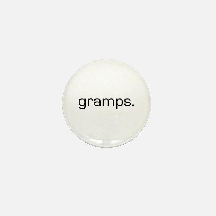 Gramps Mini Button