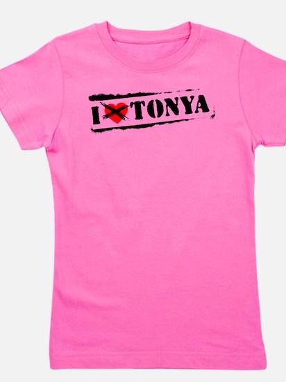 I Hate Tonya Girl's Tee